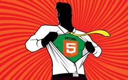 Super HTML5man